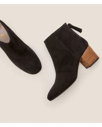 Boden Overton Ankle Boots - Black