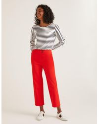 Boden - Brampton Cropped Trousers - Lyst