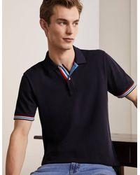 Boden - Piqué-Poloshirt MLT - Lyst