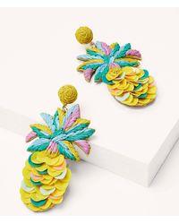 Boden Boucles d'oreilles à perles - Multicolore