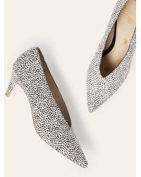 Boden Chaussures à petits talons Natalie - Blanc