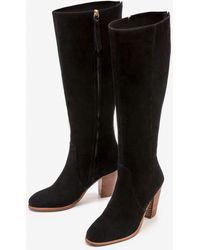 Boden Temple Boho Boots - Black