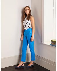 Boden Richmond 7/8 Trousers - Blue