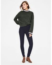 Boden Mayfair Bi-stretch Jeans - Blue