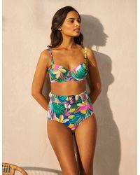 Boden Bas de bikini Kythira avec ceinture - Vert