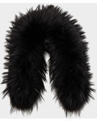 Bogner Nurea Fur Trim - Black
