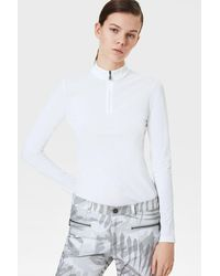 Bogner Macy Functional Shirt In White