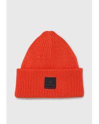 Bogner Fire + Ice Strickmütze Tarek - Orange
