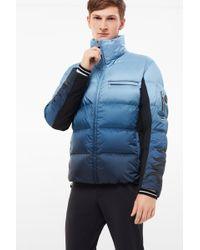 Bogner - Flames Ski Down Jacket In Navy Blue - Lyst