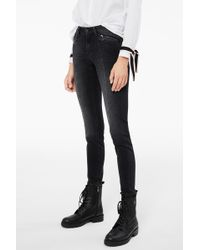 Bogner - Jeans Greta In Used Black - Lyst