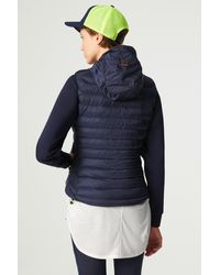 Bogner Kate Quilted Waistcoat - Blue
