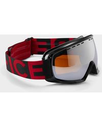 Bogner Fire+ice Ski goggles In Black/red - Multicolor