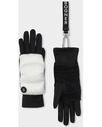Bogner Handschuhe Touch - Mehrfarbig