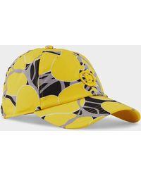 Bogner - Flury Cap In Lemon - Lyst