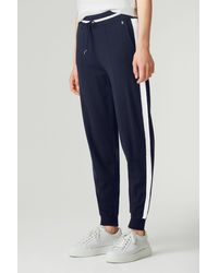 Bogner Selena Knitted Trousers - Blue