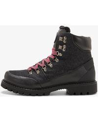 Bogner - Helsinki Calfskin Shoes In Black - Lyst