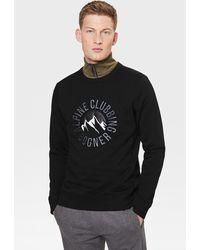 Bogner Port Sweatshirt In Black