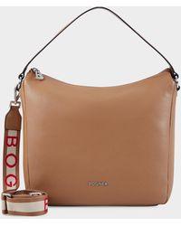 Bogner Andermatt Marie Hobo Bag - Brown