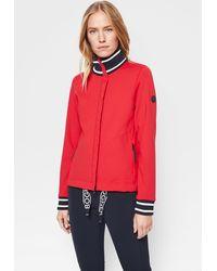 Bogner - Resa Stretch Softshell Jacket In Red - Lyst