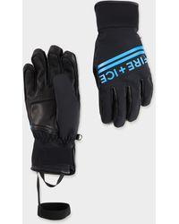 Bogner Mario Gloves - Black