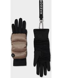 Bogner Touch Gloves - Multicolour