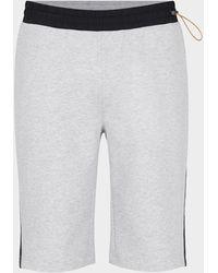 Bogner Shorts Lucan In Light Gray Melange