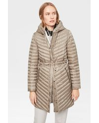 Bogner Brooke Light Down Coat - Natural