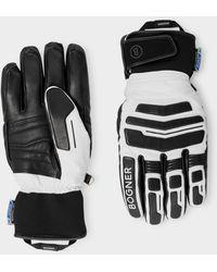 Bogner Handschuhe Agimo - Weiß