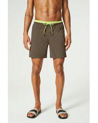 Bogner Sirius Swimming Shorts - Green