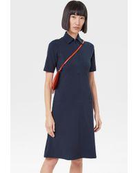 Bogner Jannike Dress In Navy Blue