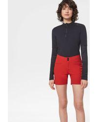 Bogner Sofy Shorts In Red