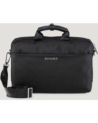 Bogner Keystone Mattis Briefcase - Black