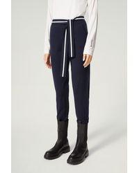 Bogner Sahra Knitted Trousers - Blue