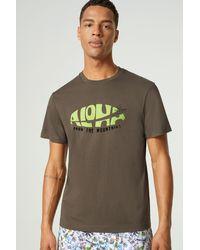 Bogner Vito Cotton T-shirt - Green