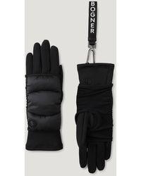 Bogner Handschuhe Touch - Schwarz