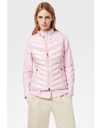 Bogner Steppweste Vivi - Pink