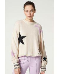 Bogner Jaina Knit Pullover - White