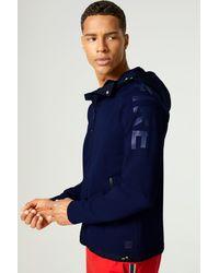 Bogner Bill Sweatshirt Jacket - Blue