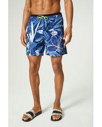 Bogner Sirius Swimming Shorts - Blue