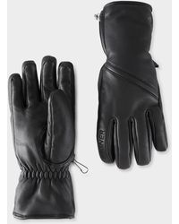 Bogner Manise Gloves - Black