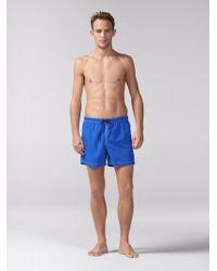 Bogner Swimming Shorts Macao2 - Blue