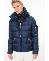 Bogner - Steen Down Ski Jacket In Dark Blue - Lyst