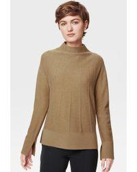 Bogner - Maia Knit Pullover In Beige - Lyst