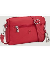 Bogner Crossbody-Bag Verbier Pukie - Rot