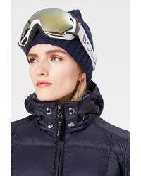 Bogner Sport Ski-Daunenjacke Sanne - Blau