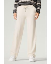 Bogner Libby Pure New Wool Trousers - White