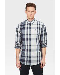 Bogner Timt Shirt In Navy Blue/white