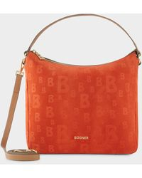 Bogner Hobo-Bag Lofer Marie - Orange