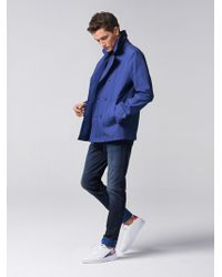 Bogner Coat Monte-2 - Blue