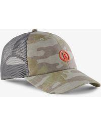 Bogner - Bonito Cap In Khaki Camouflage - Lyst
